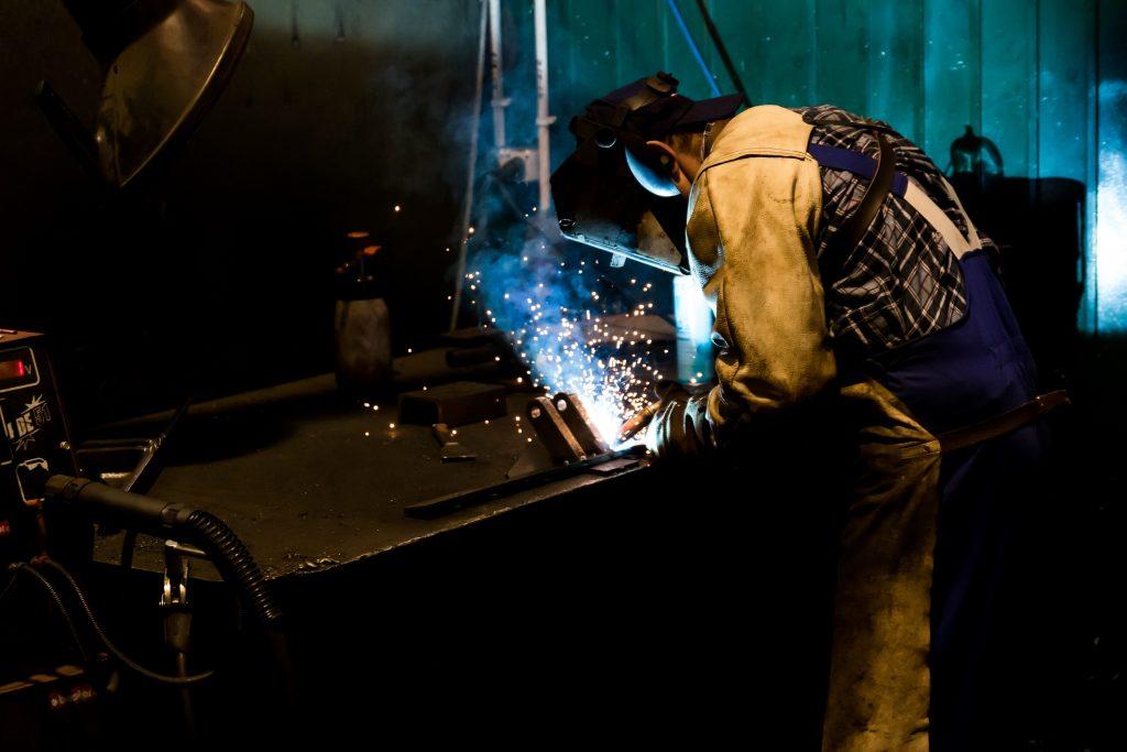 Metallituotteiden valmistus